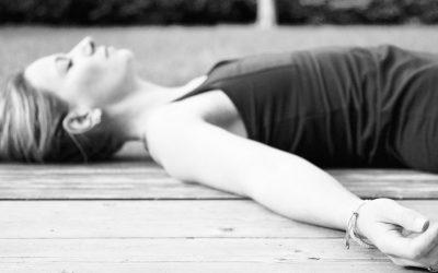 Yoga Nidra voor meer rust, geluk en effciëntie