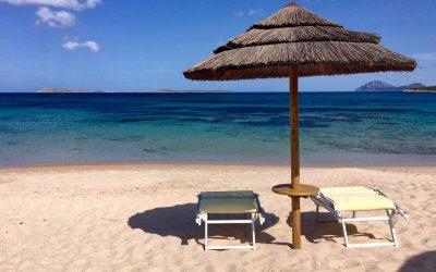 Uitgerust op vakantie
