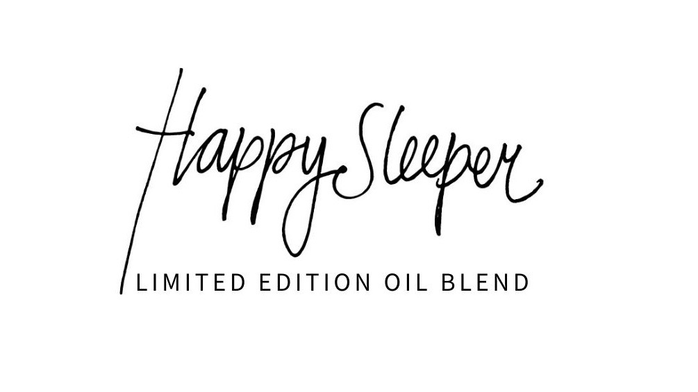 Happy Sleeper oil blend